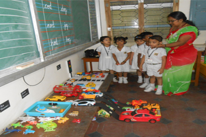 Terapanth Jain Vidyalaya Matriculation Higher Secondary School-Kids Area