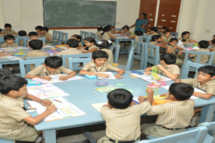 Terapanth Jain Vidyalaya Matriculation Higher Secondary School-Kids Class