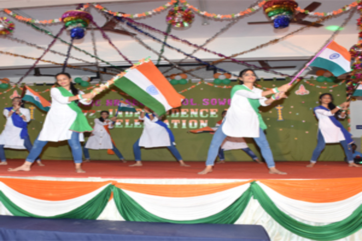 Terapanth Jain Vidyalaya Matriculation Higher Secondary School-Republic Day