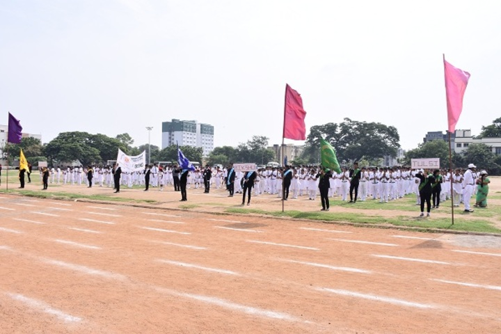 Terapanth Jain Vidyalaya Matriculation Higher Secondary School-Sports Day