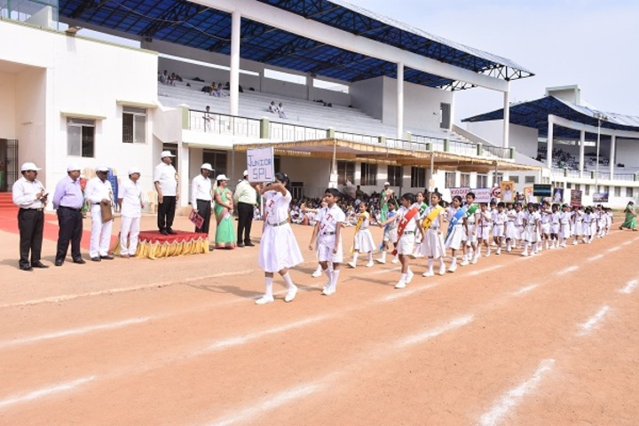 Terapanth Jain Vidyalaya Matriculation Higher Secondary School-Sports Meet