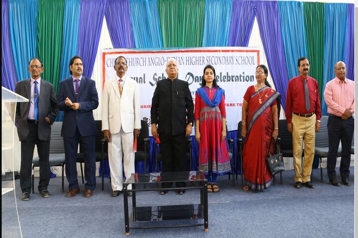 Christ Church Anglo Indian Higher Secondary School-Annual Day