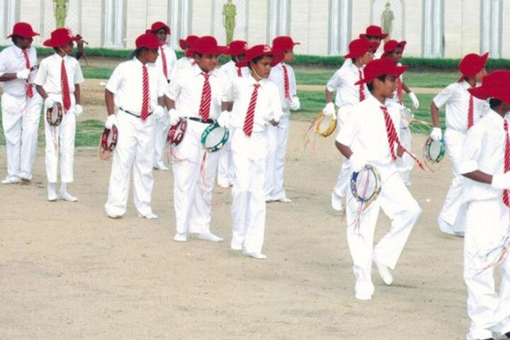 Christ Church Anglo Indian Higher Secondary School-School Activity