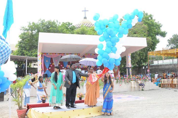 Christ King Girls Higher Secondary School-Celebrations