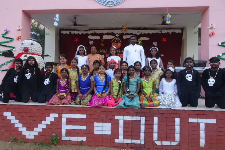 Christ King Girls Higher Secondary School-Fancy Dress