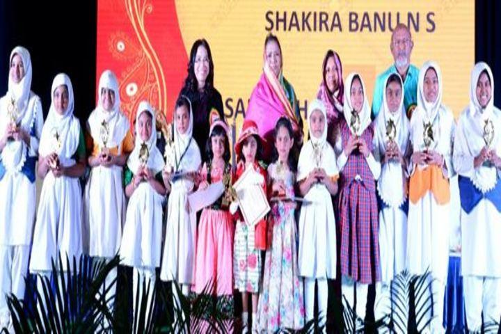 Crescent Matriculation Higher Secondary School for Girls-Achievement