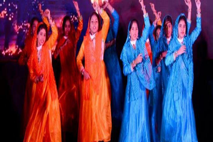 Crescent Matriculation Higher Secondary School for Girls-Dance