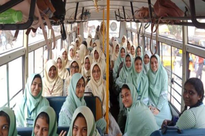 Crescent Matriculation Higher Secondary School for Girls-Field Trip