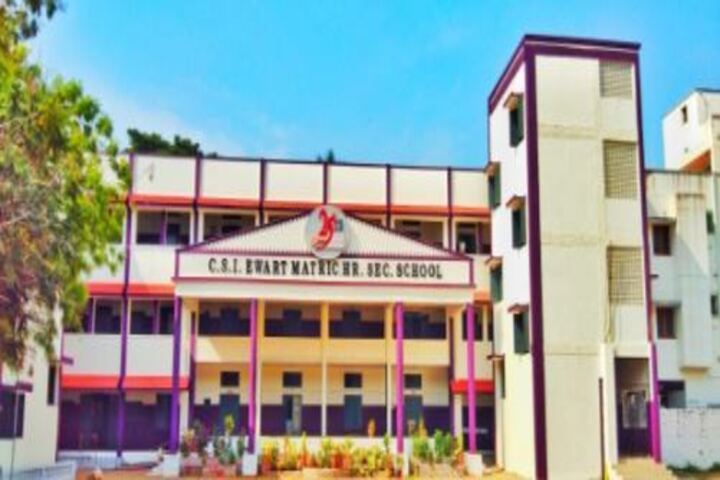 CSI Ewart Matriculation Higher Secondary School-Campus View