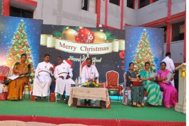 CSI Ewart Matriculation Higher Secondary School-Christmas Celebrations