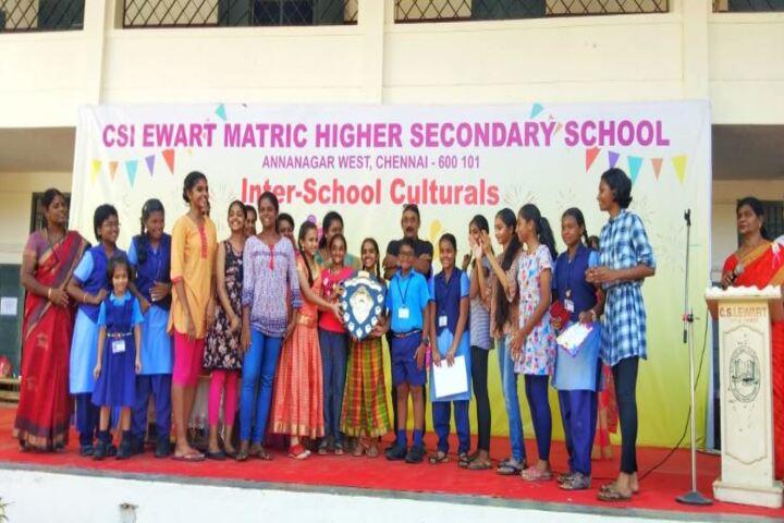 CSI Ewart Matriculation Higher Secondary School-Cultural Events
