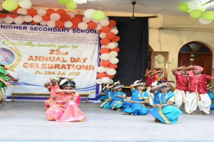 Daniel Matriculation Higher Secondary School-Celebrations