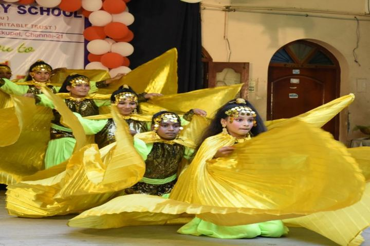 Daniel Matriculation Higher Secondary School-Dance