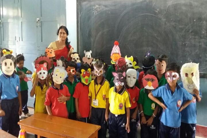 J M J Navjeevan Convent School-Activities