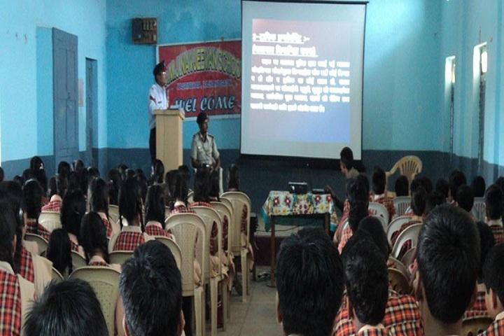 J M J Navjeevan Convent School-Smart-Classroom