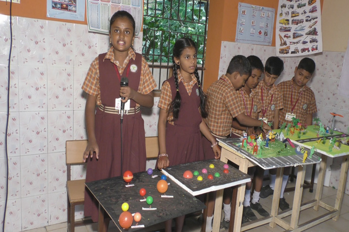 Dr Vimala Convent Matriculation High Secondary School-Science Exhibition