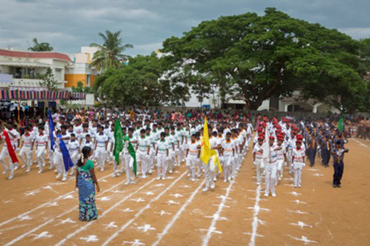 Dr Vimala Convent Matriculation High Secondary School-Sports Day