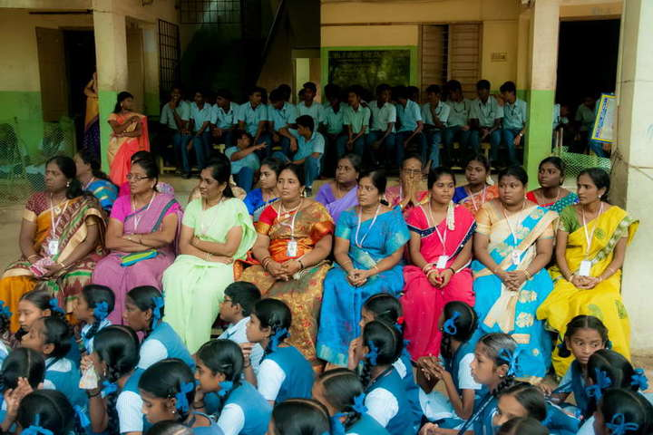 Dr Vimala Convent Matriculation High Secondary School-Teachers Day