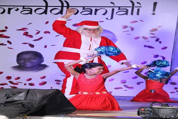 Geetha Matriculation Higher Secondary School-Christmas Celebration
