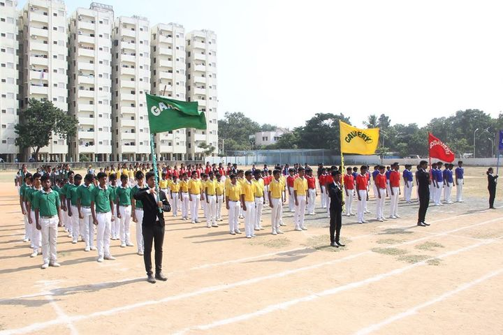 Geetha Matriculation Higher Secondary School-Sports