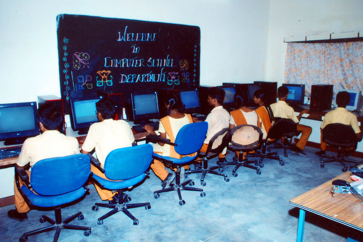 PMR Higher Secondary School-Computer Lab
