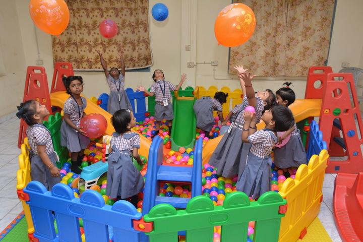 PMR Higher Secondary School-Kids Play Room