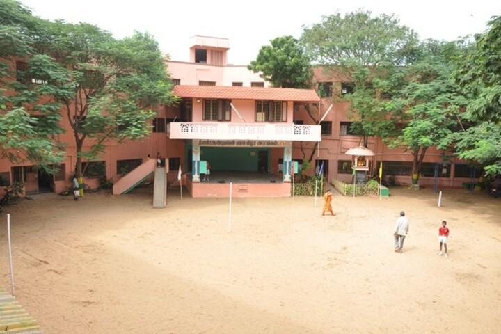 PNECT Kamaraj Matriculation Higher Secondary School-Play Ground