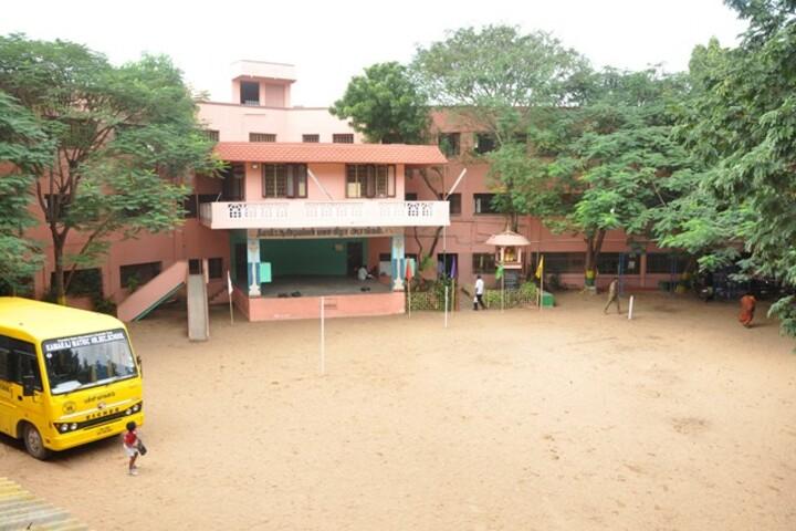 PNECT Kamaraj Matriculation Higher Secondary School-Transport