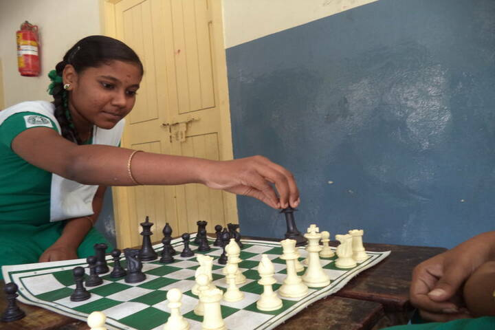 Prince Matriculation Higher Secondary School-Chess