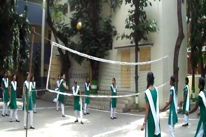 Prince Matriculation Higher Secondary School-Sports