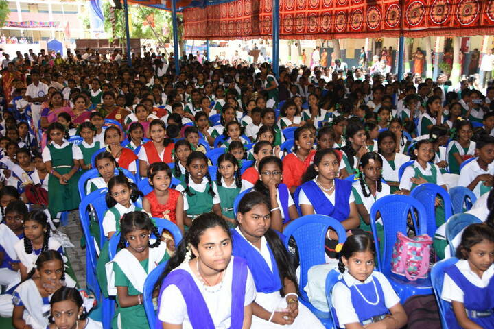 Prince Matriculation Higher Secondary School-Students