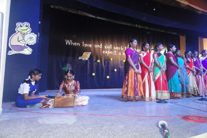 Rosary Matriculation Higher Secondary School-Annual Day