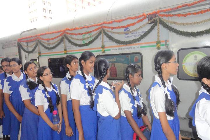 Rosary Matriculation Higher Secondary School-Field Trip