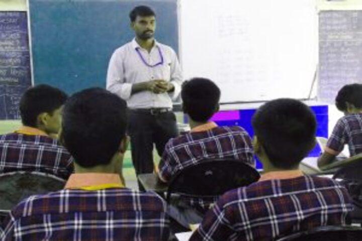 Green Valley Matriculation School-Classroom
