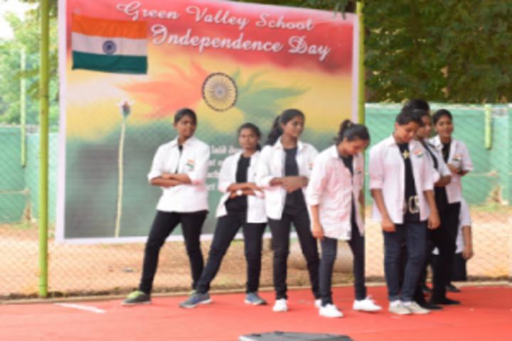 Green Valley Matriculation School-Dance