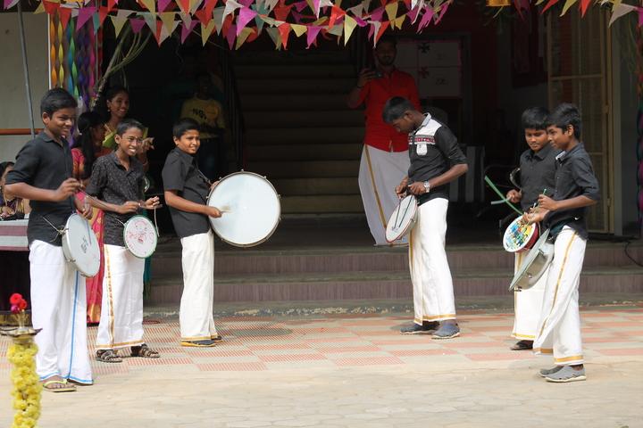 Green Valley Matriculation School-Festival Celebration