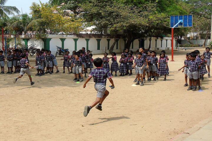 Green Valley Matriculation School-Games
