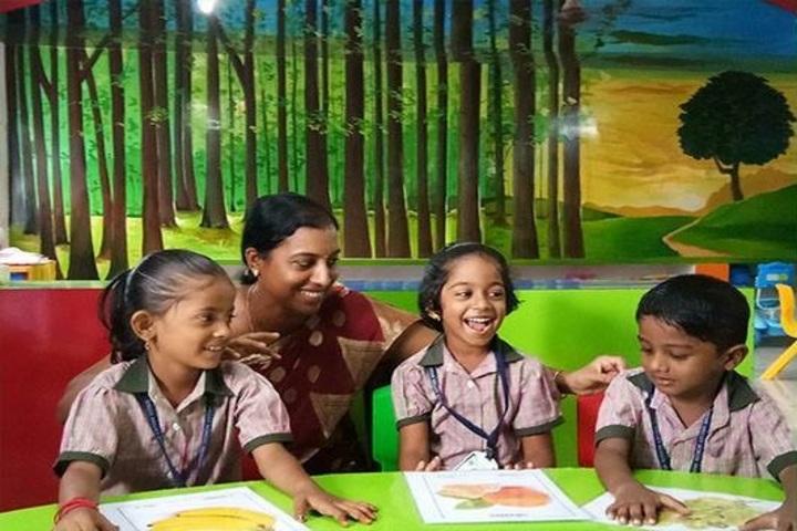 Green Valley Matriculation School-Kindergarten