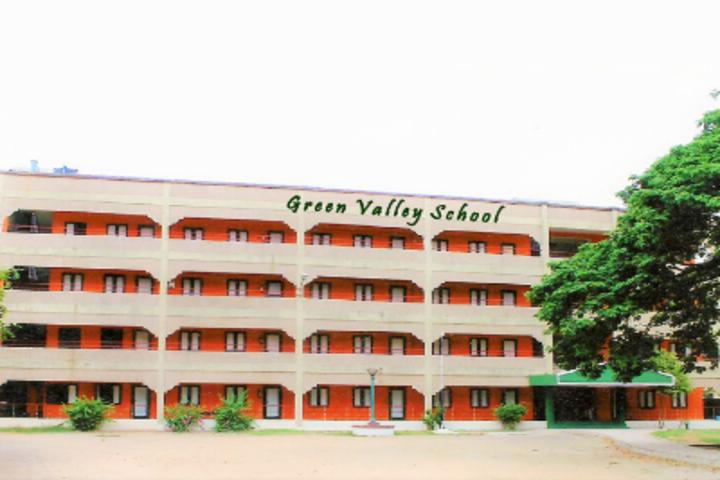 Green Valley Matriculation School-School Building