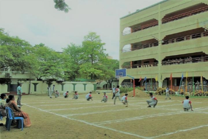 Green Valley Matriculation School-Sports