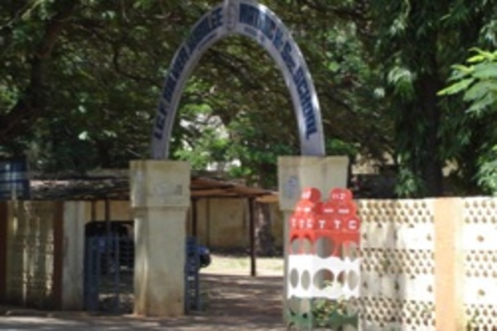 ICF Silver Jubilee Matriculation Higher Secondary School-Campus View