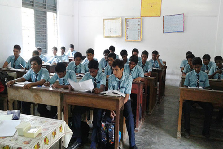 ICF Silver Jubilee Matriculation Higher Secondary School-Classroom