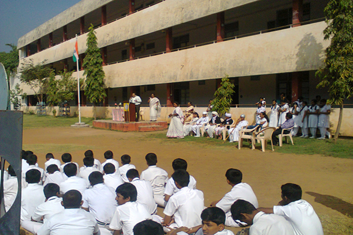 ICF Silver Jubilee Matriculation Higher Secondary School-Republic Day