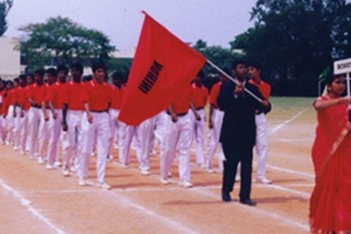 ICF Silver Jubilee Matriculation Higher Secondary School-Sports Day