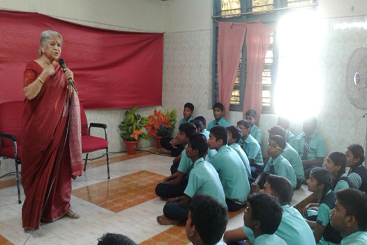 ICF Silver Jubilee Matriculation Higher Secondary School-Yoga Day