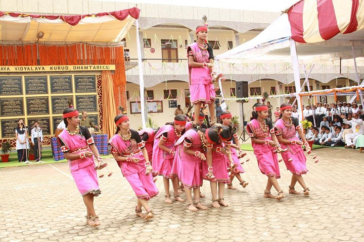 Jaawahar Navodaya Vidyalaya-Dance