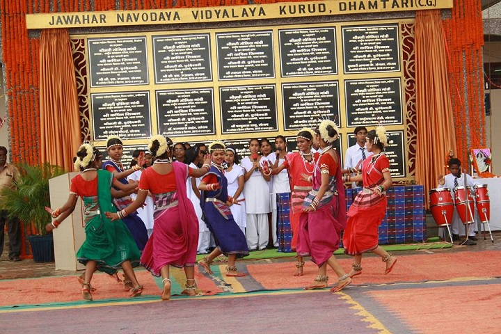 Jaawahar Navodaya Vidyalaya-Farewell