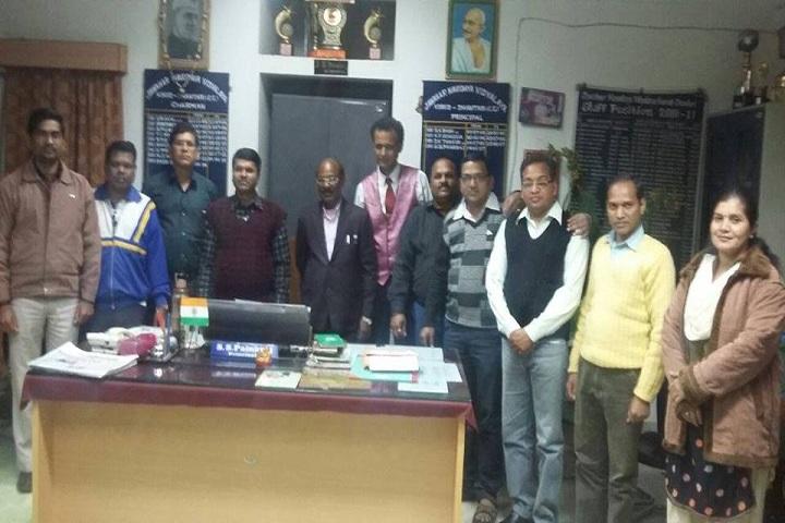 Jaawahar Navodaya Vidyalaya-Staff