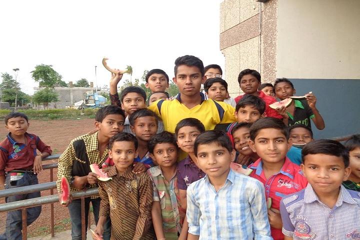 Jaawahar Navodaya Vidyalaya-Students