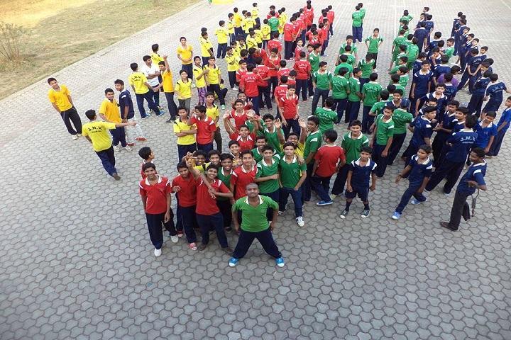 Jaawahar Navodaya Vidyalaya-Students1